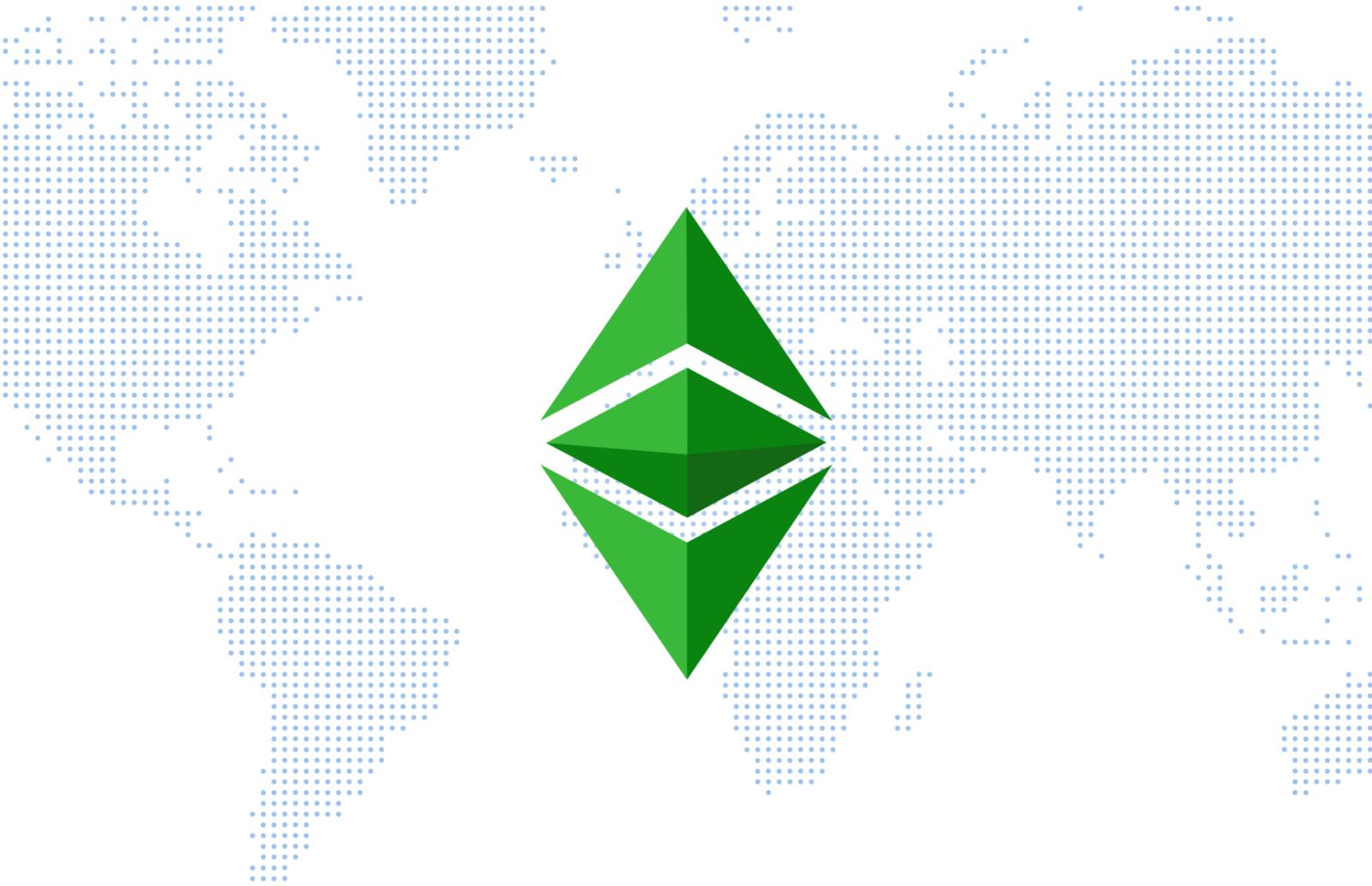Эфириум Классик Ethereum Classic (ETC)
