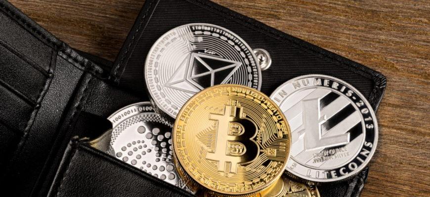 Криптовалюта: достоинства, разновидности, структура
