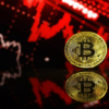 Цена биткоина упала до трехмесячного минимума около $39 800
